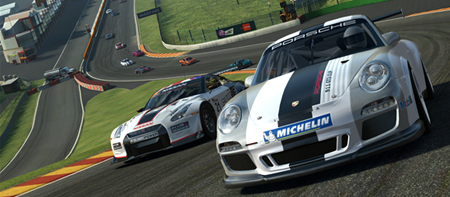 EA's Real Racing 3 adds Ferraris and a new circut