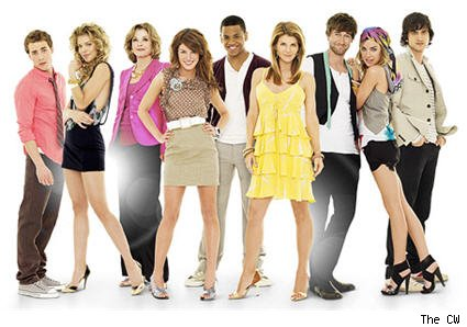 pictures of 90210 cast. The CW released this promotional picture of the 90210 regular cast.