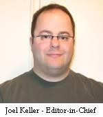 Joel Keller - Editor-in-Chief