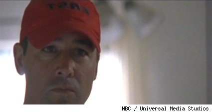 Kyle Chandler as Eric Taylor in 'Friday Night Lights.'