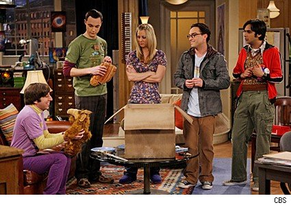 Series Big Bang Theory Episodes