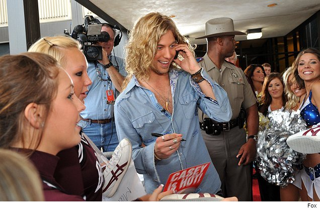 american idol casey james. American Idol: Casey James in