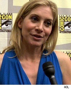 Elizabeth Mitchell at Comic-Con 