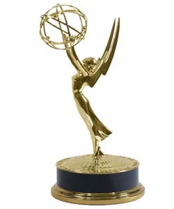 Emmy statue