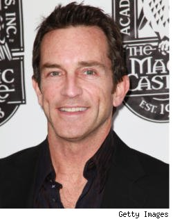 Jeff Probst arrives at the People's Cjpice Awards, 2010