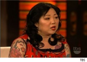 Margaret Cho Talks Crush on Murderer on 'Lopez Tonight'