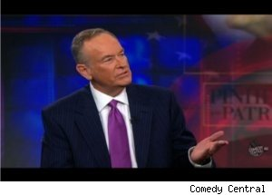 Bill O'Reilly Talks Fox News on 'Daily Show'