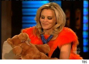 Jenny McCarthy Shows Off Her 'Naughy Teddy Bear'