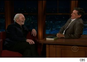 Michael Caine, 'The Late Late Show With Craig Ferguson'