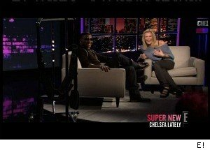 Nelly Gives Chelsea Handler a 'Sex Swing'