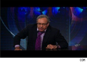 Lewis Black on Airport Security, Groin Searches, 'Touching His Junk'