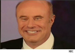 'Late Night' Shows Dr. Phil McGraw with No Mustache