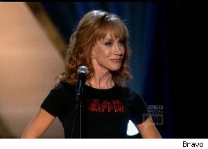 Celebrity Feud Update: Kathy Griffin Is Still Fighting With Elisabeth Hasselbeck