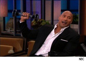 Dwayne Johnson Declined to Endorse 'The Shake Weight,' But Admits There's Something 'Inappropriately Interesting About the Motion'