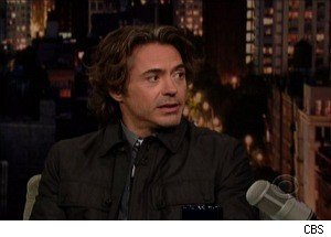 Robert Downey Jr. Has Some Advice for Charlie Sheen