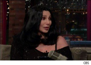Cher Discusses Her Former Daughter's Sex Change With Letterman