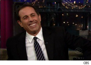 Jerry Seinfeld Dishes on Doing Comedy at the White House, Ribbing Paul McCartney