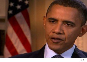 President Obama on '60 Minutes': 'I Do Get Discouraged'