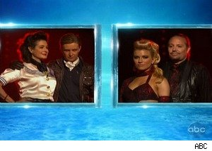 'Skating With the Stars' -- Who Is the First Eliminated Contestant?