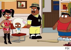 'The Cleveland Show' - 'It's the Great Pancake, Cleveland Brown'