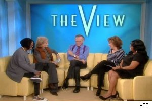 Larry King, 'The View'