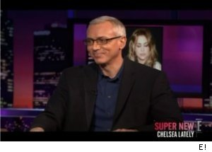 Dr. Drew Pinsky Talks Miley Cyrus on 'Chelsea Lately'