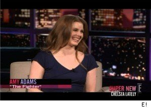 Amy Adams on Getting in a Girl-Fight