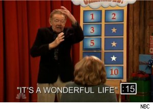 Jerry Stiller Plays Charades on 'Late Night'