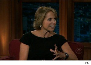 Katie Couric Went on a Blind Date With ... Bob Saget