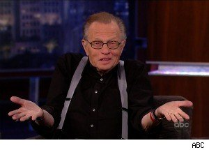 Totally True Story: Larry King Got in a Car Accident With John F. Kennedy