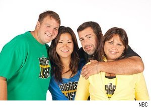 The Final Four, 'The Biggest Loser'