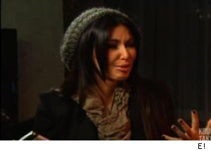 Kim silver paint kim kardashian cries over silver paint nude photos in