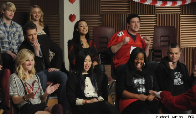 Glee via TV Squad