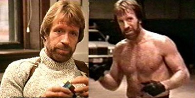 Chuck Norris Does Not Have Chest Hair,
