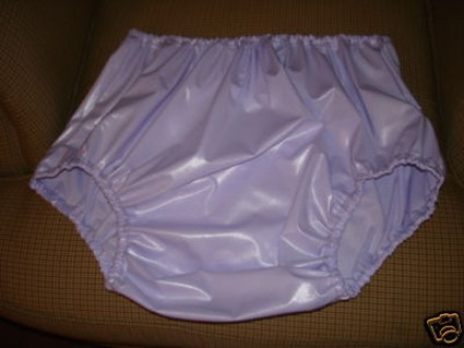 Vintage Diapers And Plastic Pants http://www.urlesque.com/2009/02/20/today-in-ebay-stylish-adult-diaper-covers/