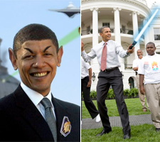 barack obama photoshops