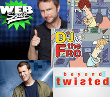 tv shows about the internet