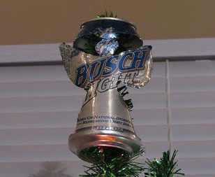 busch tree topper
