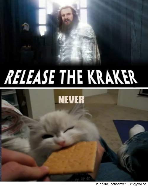 Release the Kraken