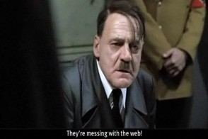 Hitler Parody Video