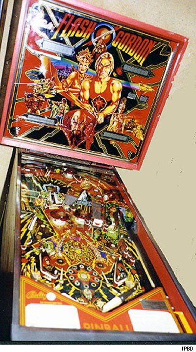 Flash Gordon Pinball