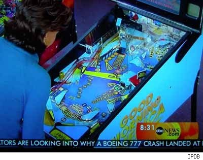 Good Morning America Pinball