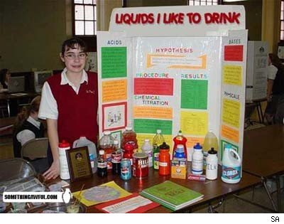 science fair experiment