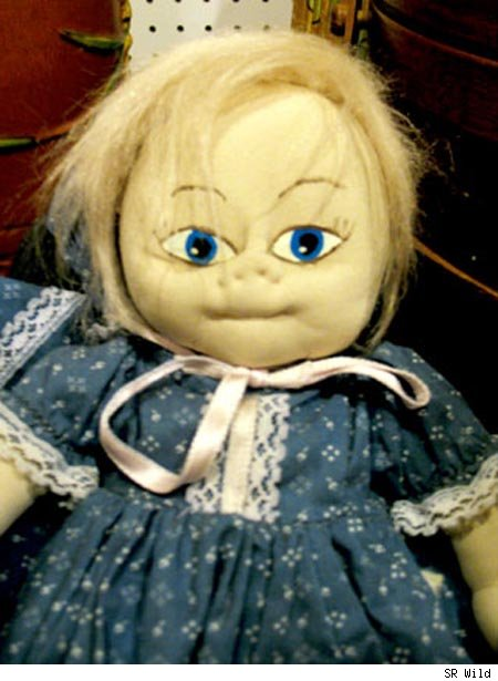 srwild   1 Top 10 Creepiest Dolls of All Time