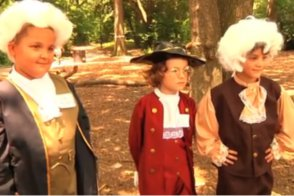 American Revolution kids