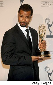 Isaiah Mustafa Emmy Award