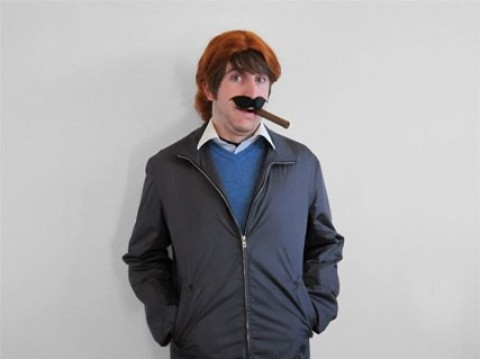 Cigar Guy Costume
