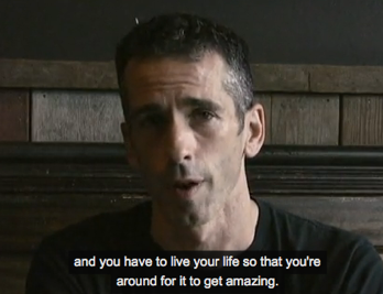 dan savage on the it gets better project