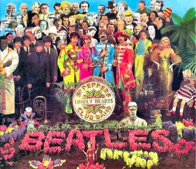 Cigar Guy Beatles Sgt. Pepper cover