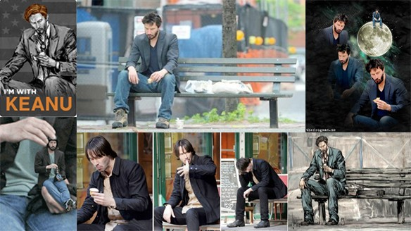 Sad Keanu Meme